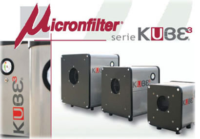 Micronfilter KUBE